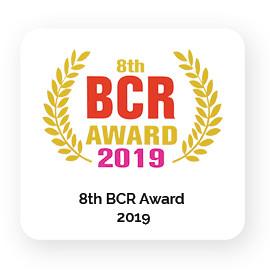 BCR Award 2019