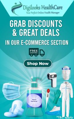 Digilooks Healthcare E-Shop