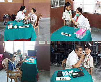 Health Checkup Camp